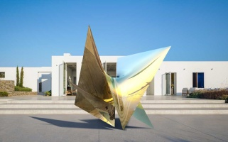 21st Century Monumental Sculpture by George Panossian